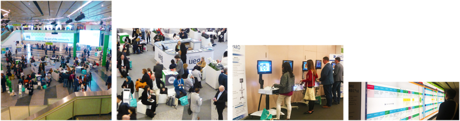 Review of the 26th United European Gastroenterology Week