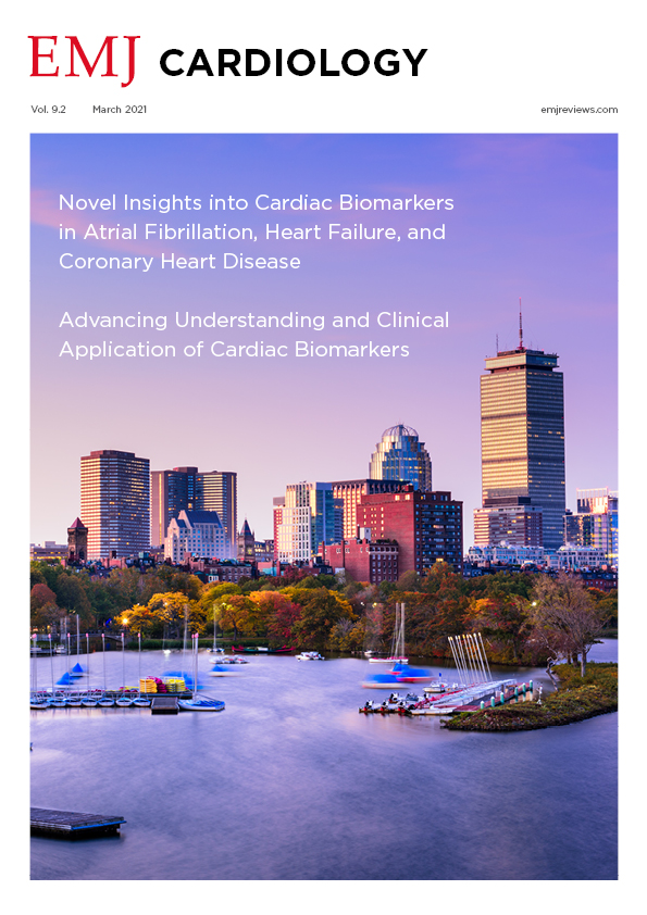 EMJ Cardiology 9 [Supplement 2] 2021 front cover